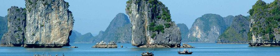 333Trendy: Halong Bay per Bhaya Legend