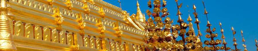 Yangon city tour (hele dag)