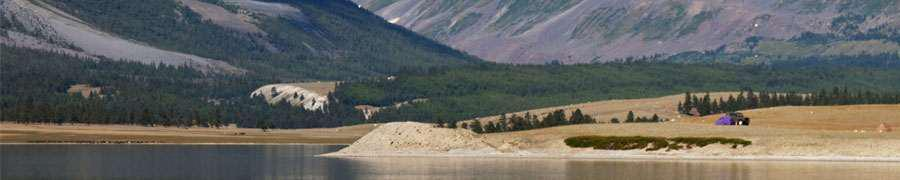 De Natuur van het Inle Lake